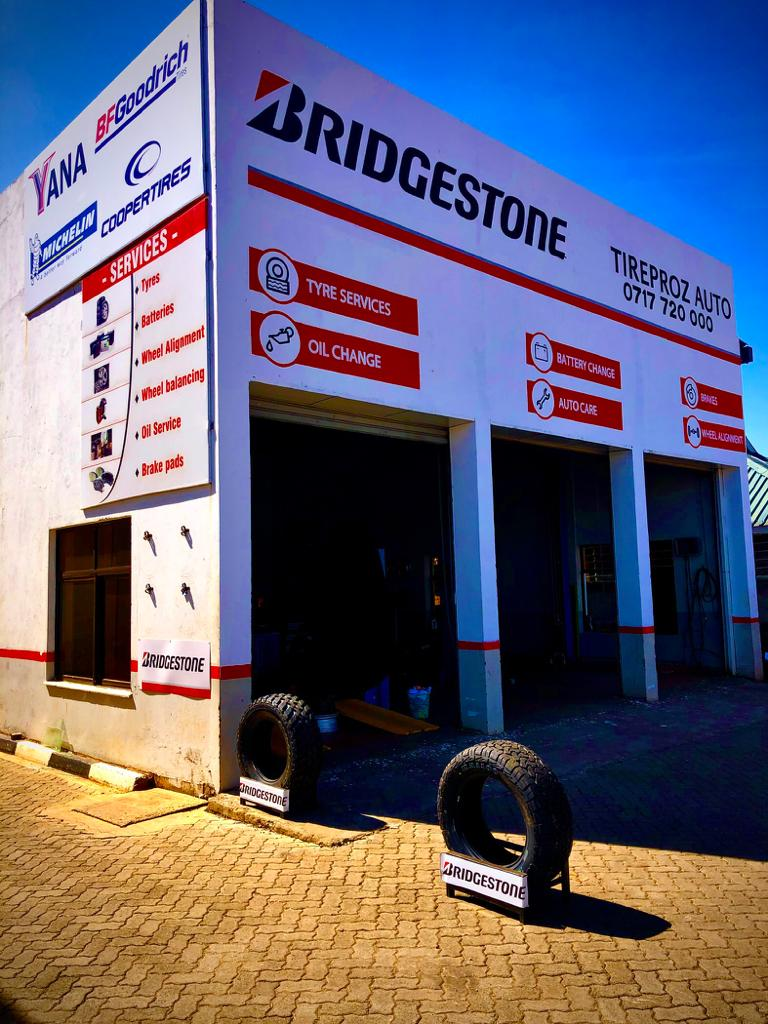 Tireproz Auto (Bridgestone)